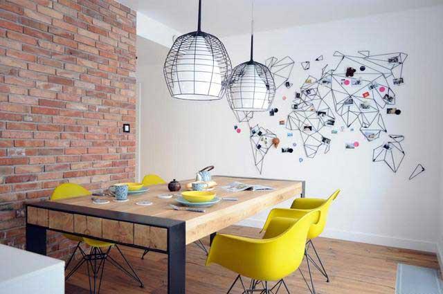 Un intérieur polonais réalisé par le studio Widawscy Architektury (1)