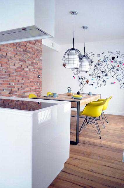 Un intérieur polonais réalisé par le studio Widawscy Architektury