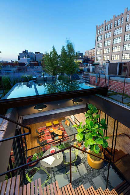 Une rénovation d'un loft à New York (3)