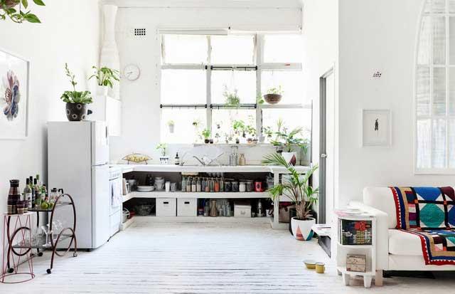 Un appartement lumineux à Sydney (10)