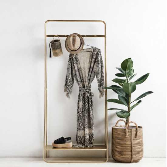 Portant design à vêtements