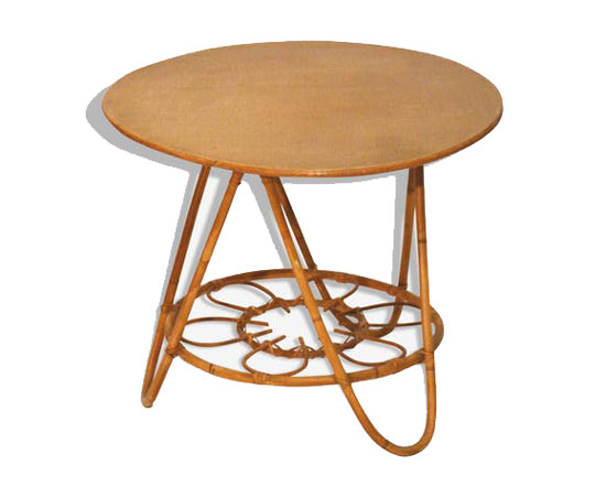 Table basse ronde occasion