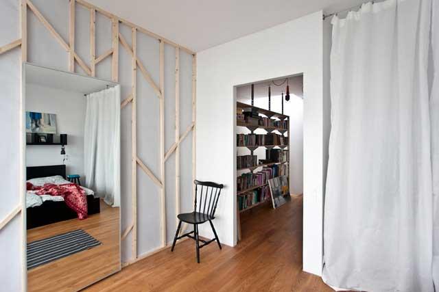 Une maison bois béton en Pologne (2)