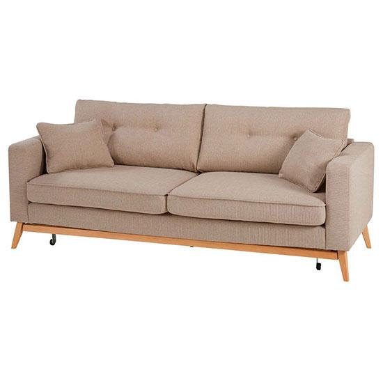 Canapé lit scandinave