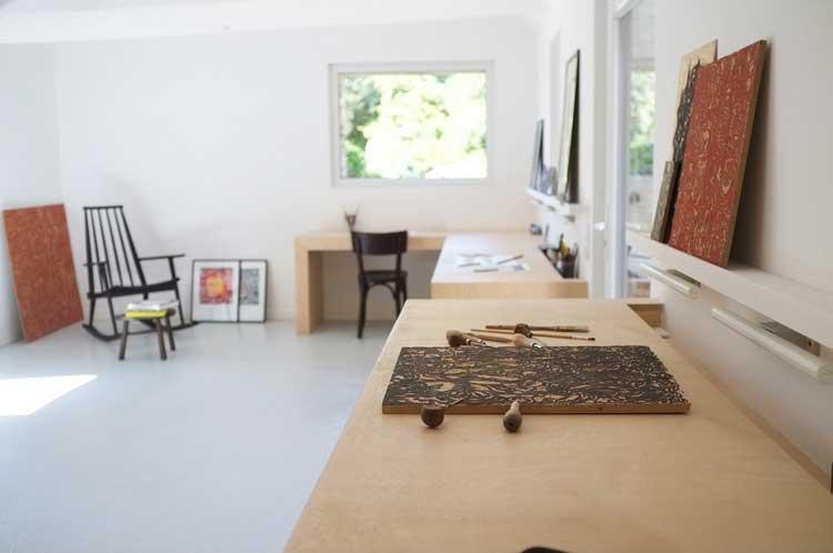 atelier artiste prive