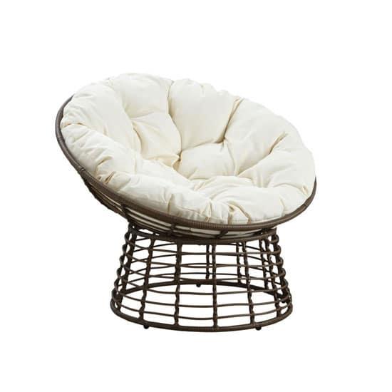 fauteuil papasan lounge