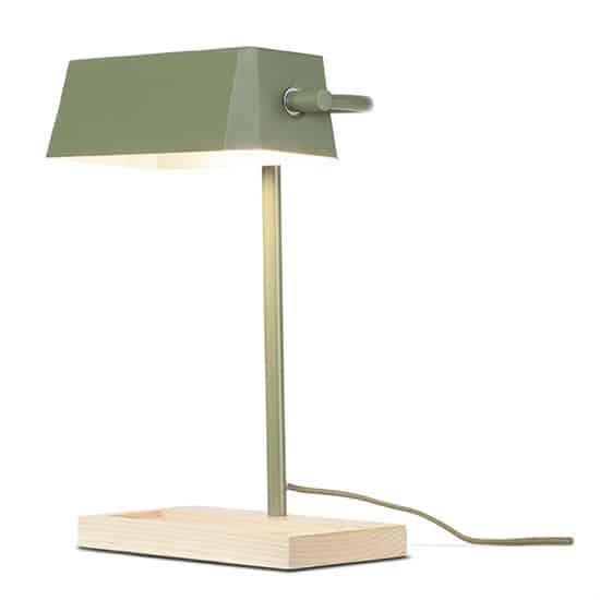 Lampe de bureau de bibliothèque