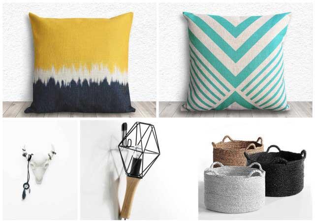 shopping liste d co boho. Black Bedroom Furniture Sets. Home Design Ideas
