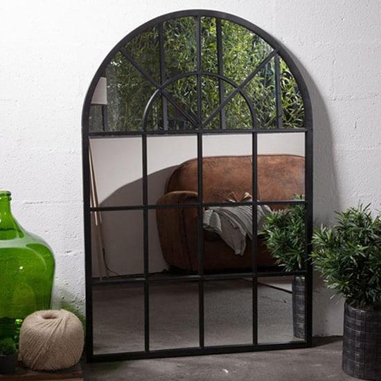 Miroir arche type atelier
