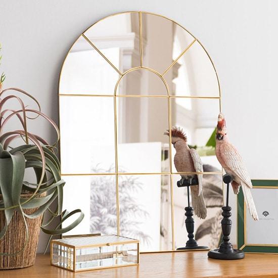 Miroir arche type arcade