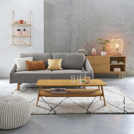Petit canapé 2 places