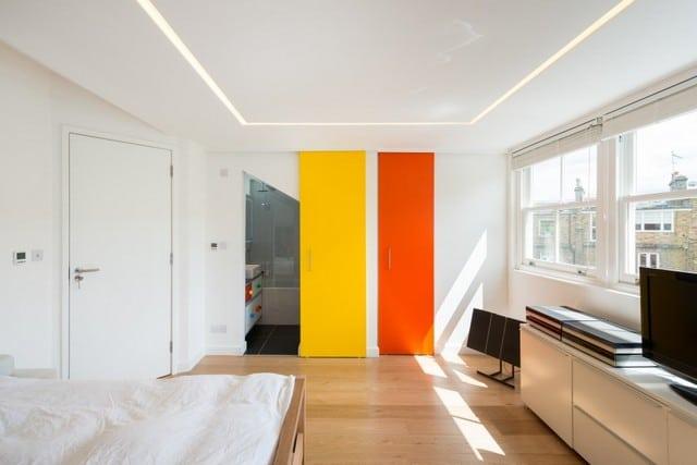 Un intérieur coloré (1)