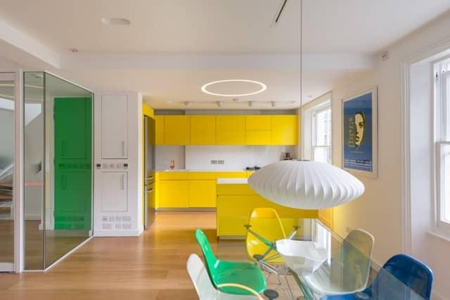 Un intérieur coloré (15)