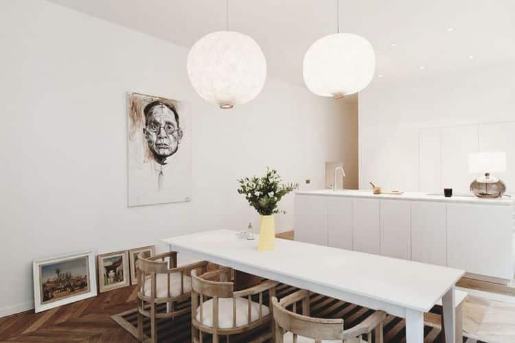 Appartement blanc