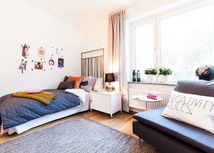 Appartement ambiance scandinave deco