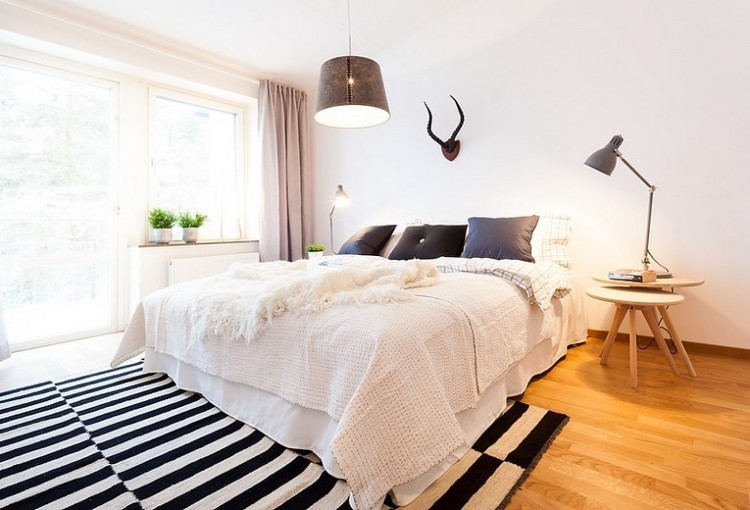 Appartement ambiance scandinave