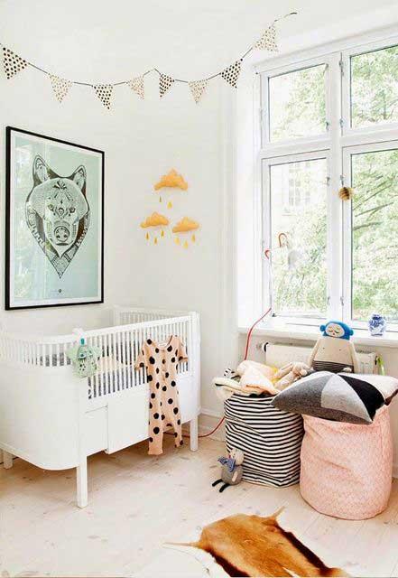 10 chambres de bébé inspirantes (4)