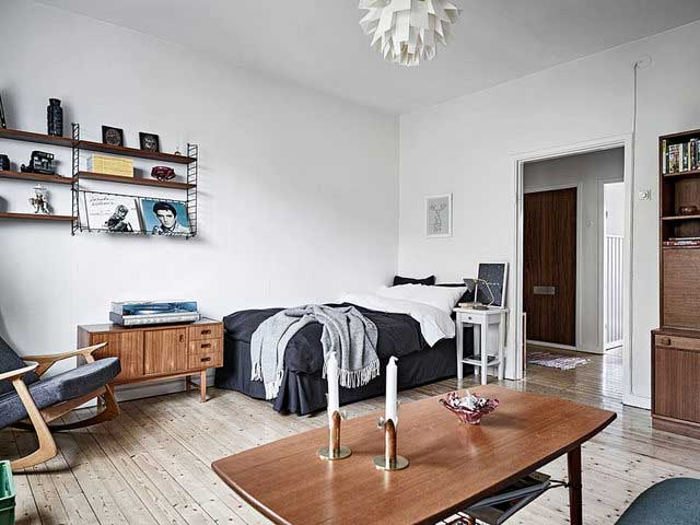 Intrieurs scandinaves intrieur vintage u scandinave doux - Appartement moderne russe inspiration nordique ...