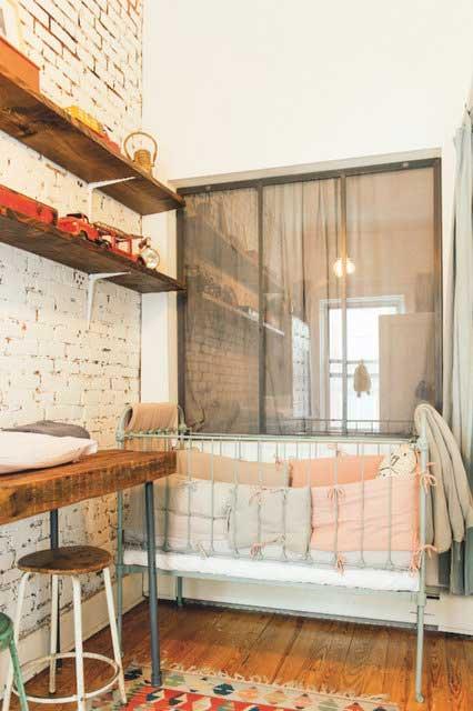 loft la d co industrielle. Black Bedroom Furniture Sets. Home Design Ideas