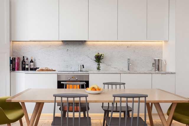 Un appartement londonien nous dévoile ses charmes (2)