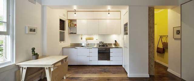 Une hacienda de 42m bien optimis e for Deco appartement 42m2
