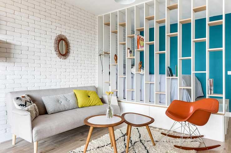 Créer une chambre dans un studio (3)