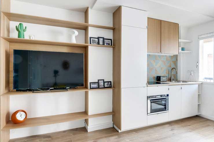 Créer une chambre dans un studio (4)