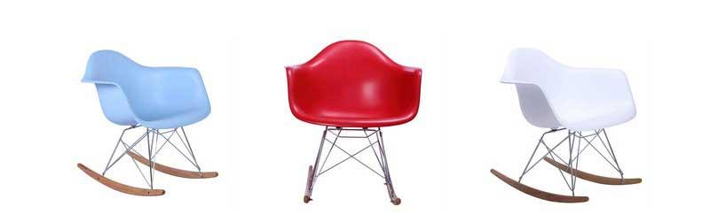 Chaise RAR Rocking Chair de Charles & Ray dans Superestudio.fr
