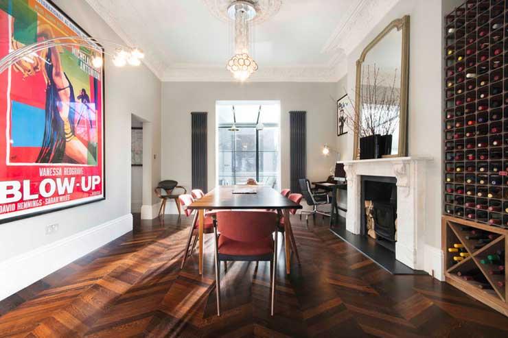 Une maison victorienne à Londres (4)