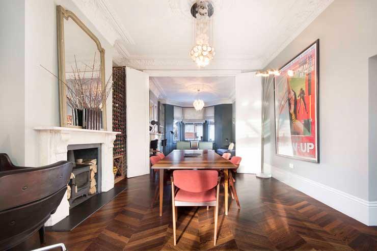 Une maison victorienne à Londres (6)