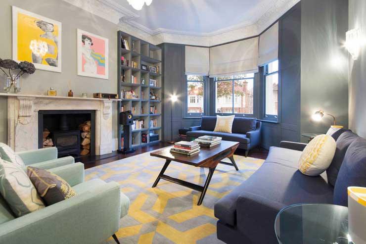 Une maison victorienne à Londres (8)