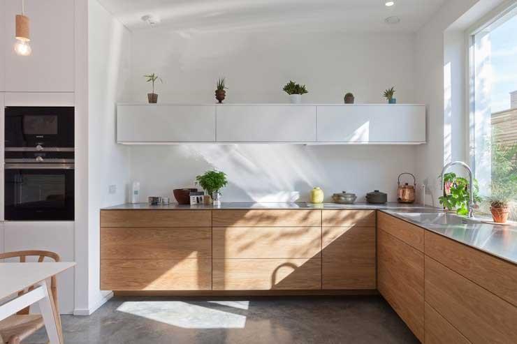 Une superbe maison d'architecte londonienne (4)