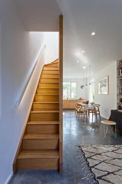 Une superbe maison d'architecte londonienne (6)