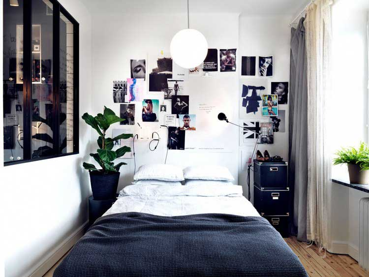 Appartement au look industriel