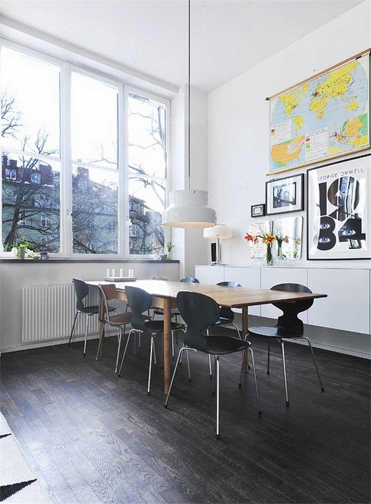 Comment relooker son appartement avec une déco noir et blanc?
