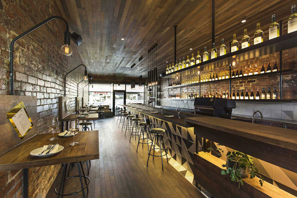 Restaurant Bar Design  Trends