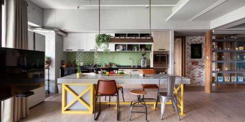 7 id es de d coration pour un salon de coiffure. Black Bedroom Furniture Sets. Home Design Ideas