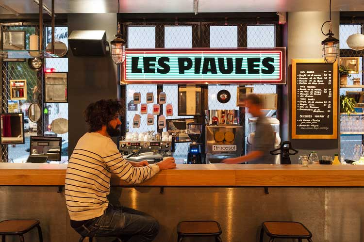 bar les piaules paris