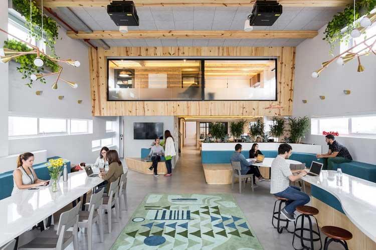 salle dejeuner airbnb