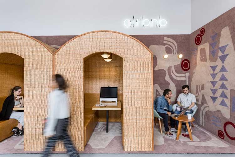 bureau cabane airbnb