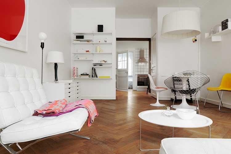 2-Aménager son intérieur comme une galerie d'art (6)