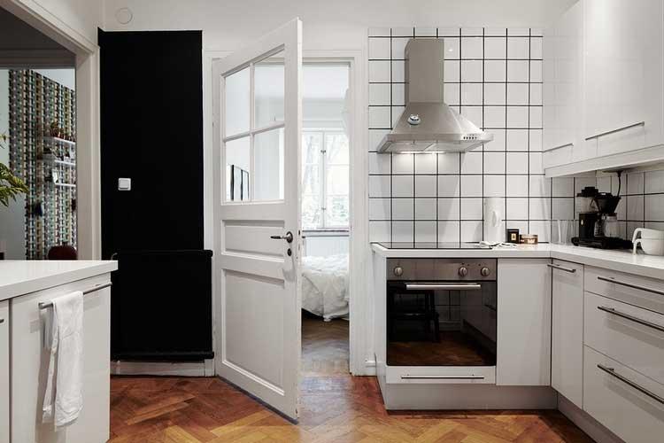 7-Aménager son intérieur comme une galerie d'art (2)