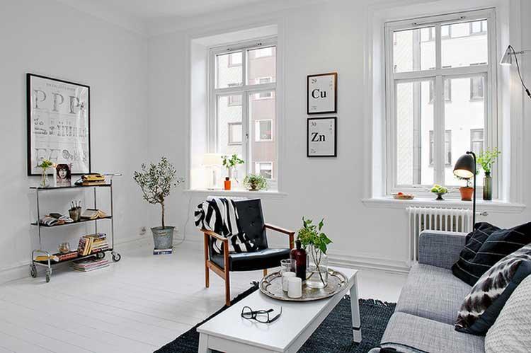 Int rieur scandinave for Deco interieur scandinave
