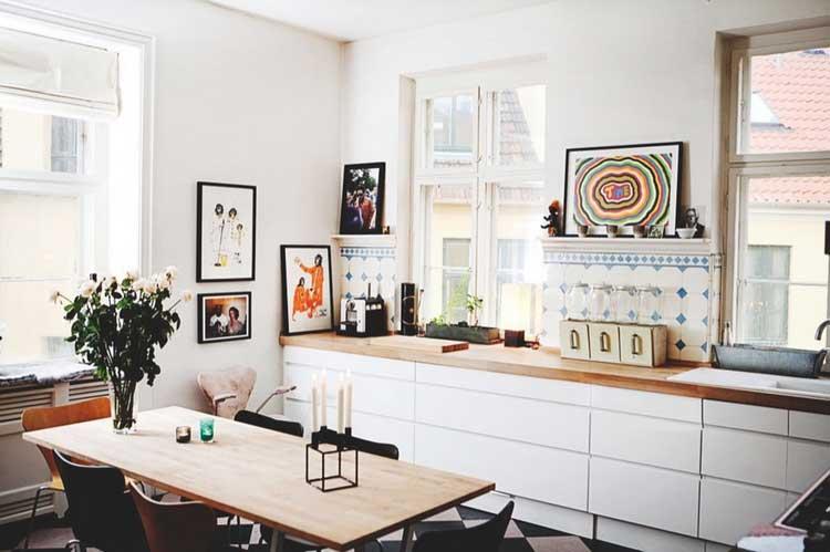 d co appartement vintage et arty. Black Bedroom Furniture Sets. Home Design Ideas