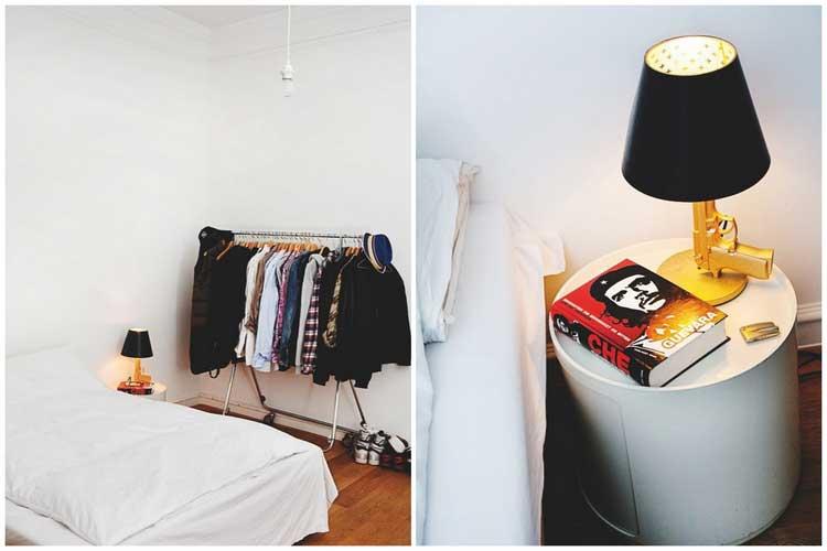 chambre deco minimaliste