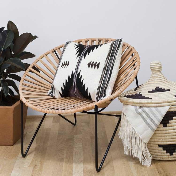 fauteuil Aldama variante acapulco