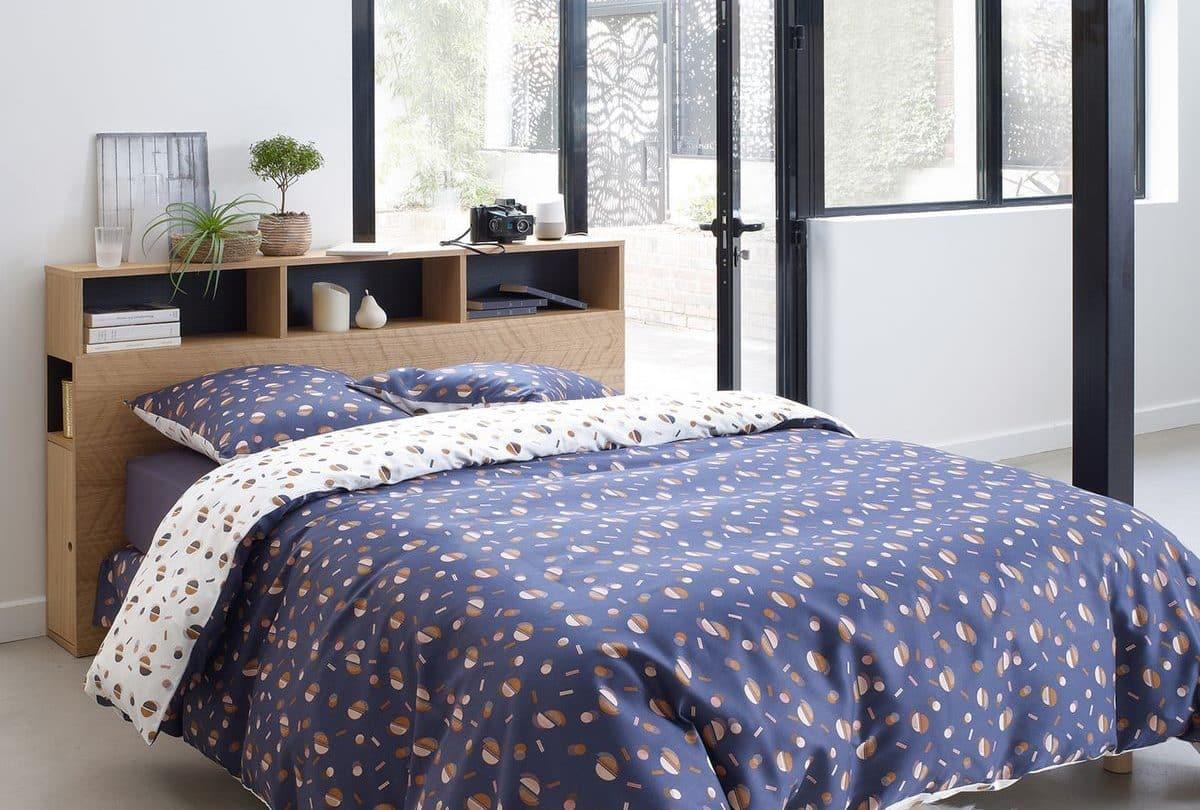 Tete De Lit Ethnique tête de lit avec rangement : quel modèle pour optimiser sa chambre?