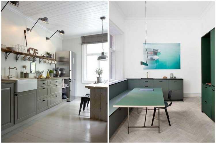 couleur kaki comment l 39 int grer dans sa d co int rieure. Black Bedroom Furniture Sets. Home Design Ideas