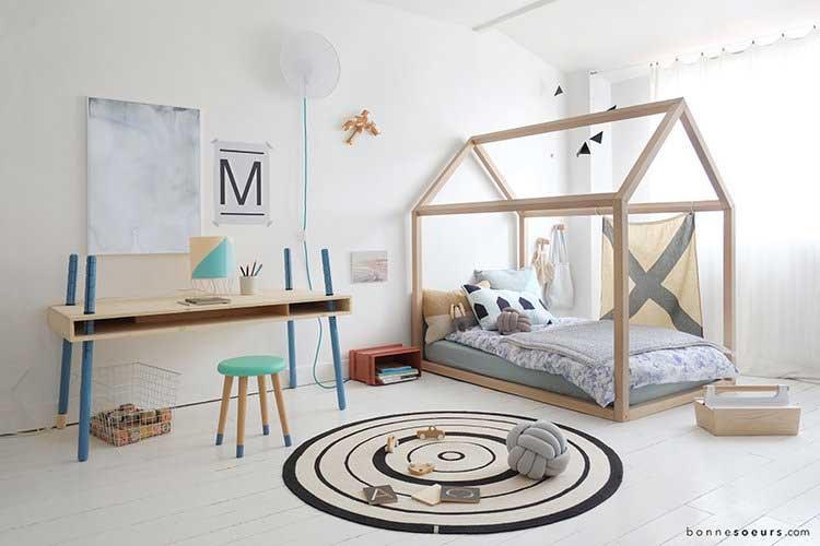 cabane de lit