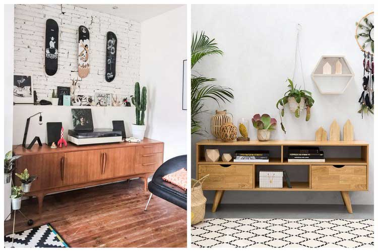 10 astuces pour cr er un salon scandinave chez vous. Black Bedroom Furniture Sets. Home Design Ideas